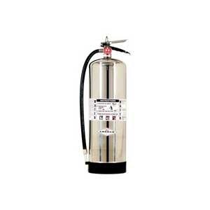 Water Pressurized